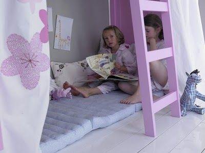 Franciskas Vakre Verden: Inspirasjon til barnerom - jente