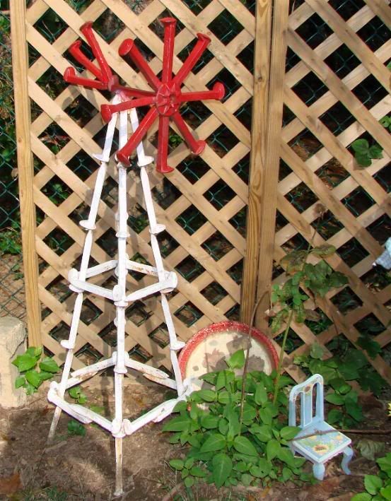 Craft Ideas For Yard Art