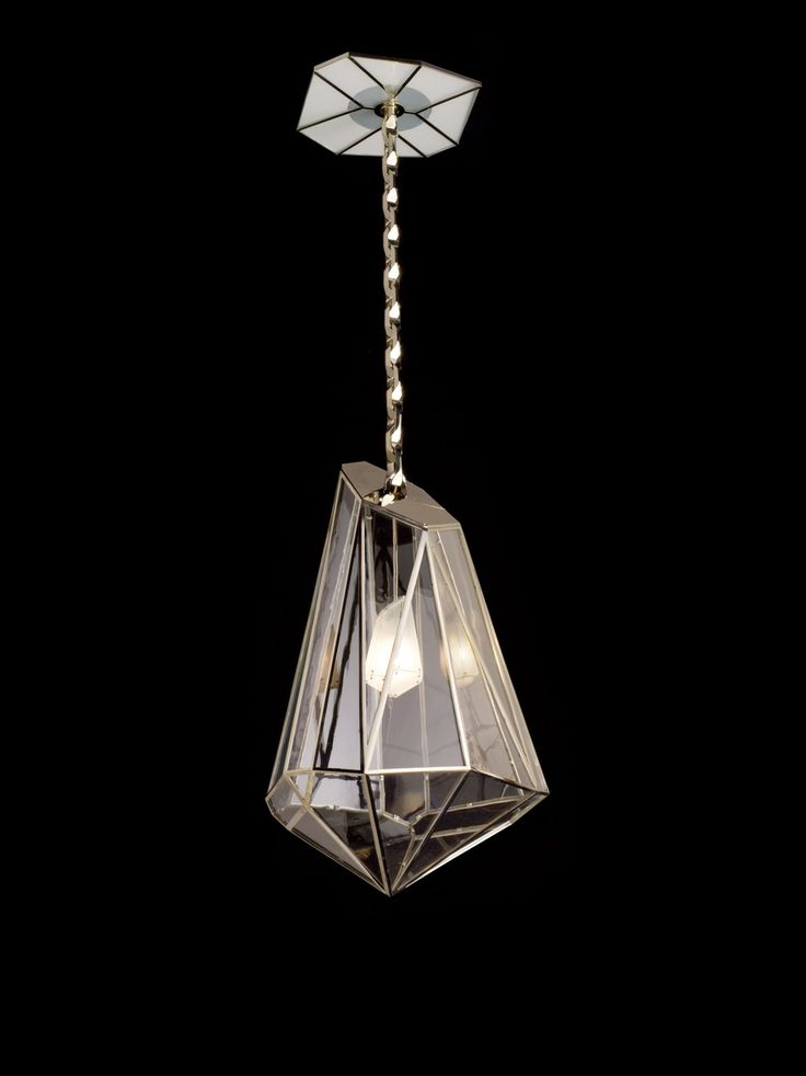 Diamonds are a girls best friend by matali crasset mallett featured this fixture at the san francisco fall antiques show and it was a show stopper