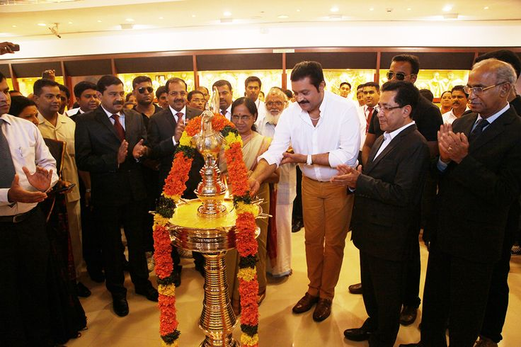Celebrating four years of joy in Trivandrum with Suresh Gopi