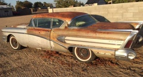 Ready for Glory: 1958 Buick Super - http://barnfinds.com/ready-for-glory-1958-buick-super/
