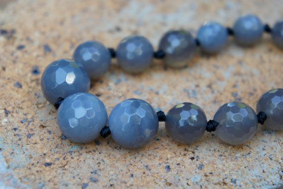 You can buy this lovely Smokey grey agate necklace from: www.sannissoshe.etsy.com