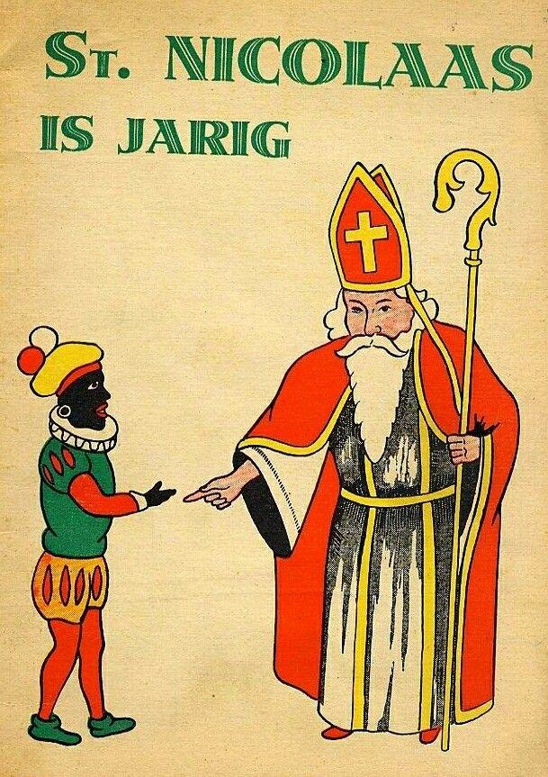 Boekje: St. Nicolaas is jarig