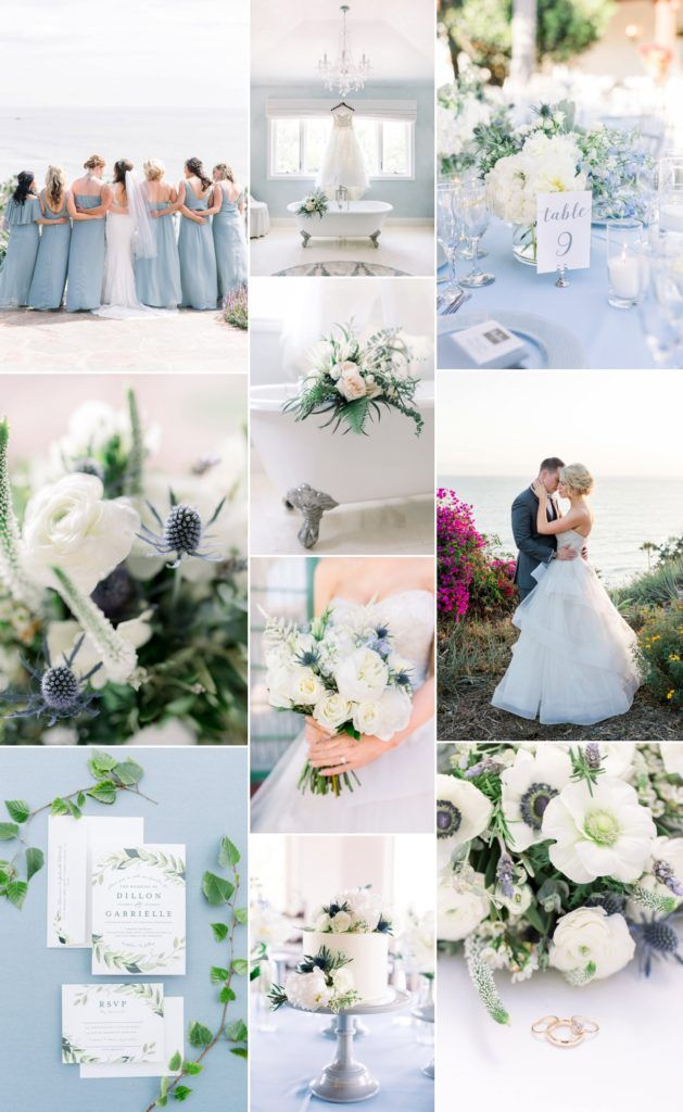 Slate Blue And Gray Wedding Baby Blue Wedding Gray Wedding Blue Wedding Inspiration Modern Wed Grey Wedding Theme Blue Silver Weddings Silver Wedding Theme