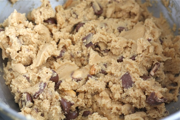 Snickers bar cookies!
