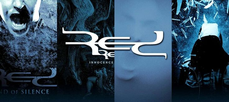 All Red's albums! End of Silence, Innocence & Instinct