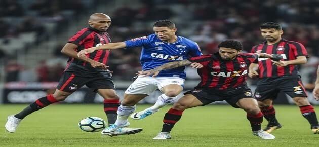 Cruzeiro X Atletico Pr Ao Vivo Online Copa Do Brasil Cruzeiro