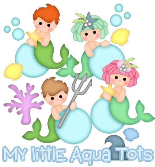 Girly Girls Page 3 - Aqua Tots.