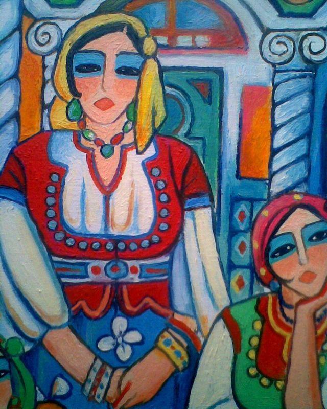les femmes d'Alger