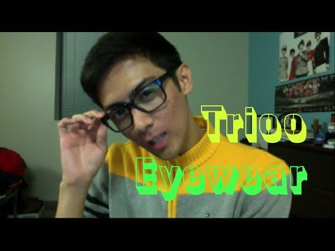 Funny, lively and interesting review by freshlyFLIPPED. We are so happy you love your Trioo specs! Secret discount code inside. www.trioo.us  Trioo Eyewear [+discount code] - YouTube