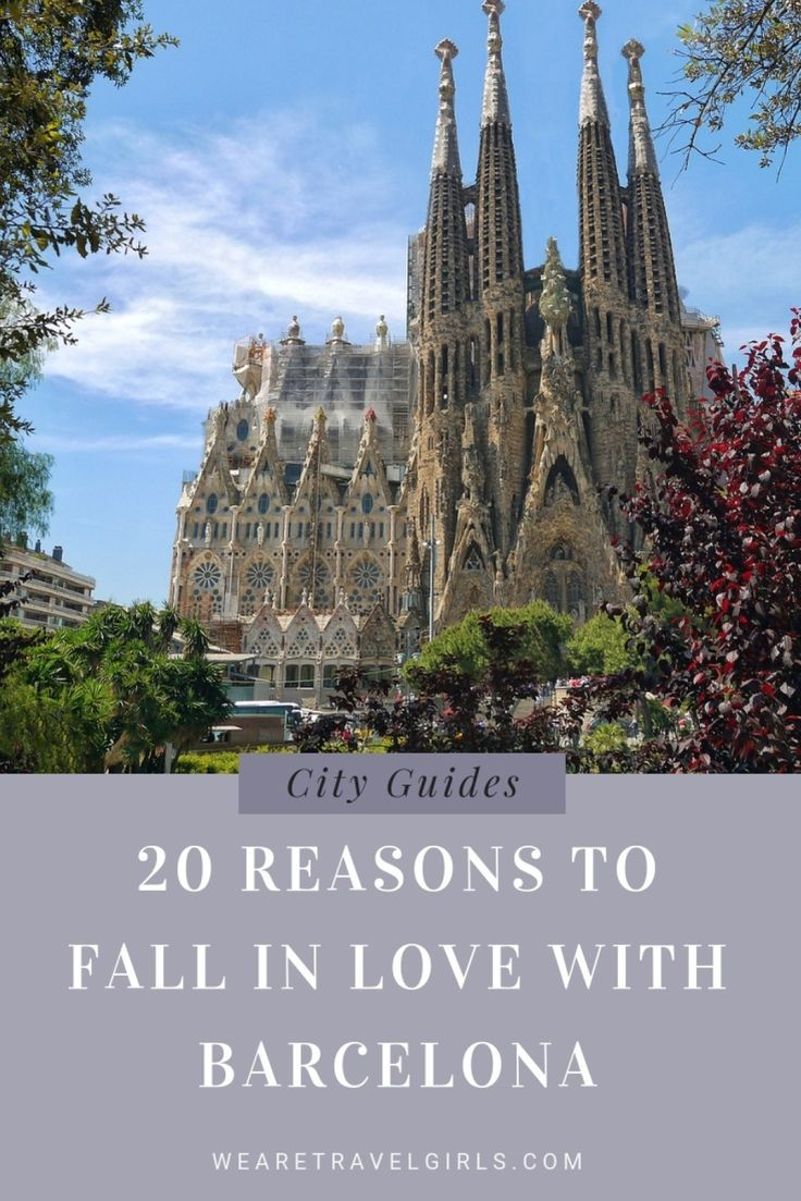 Barcelona Spain Top 20 Things You Must Do Best Places To