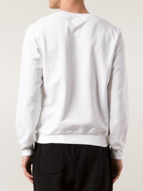 Fadeless Crew Neck Sweatshirt - American Rag - Farfetch.com