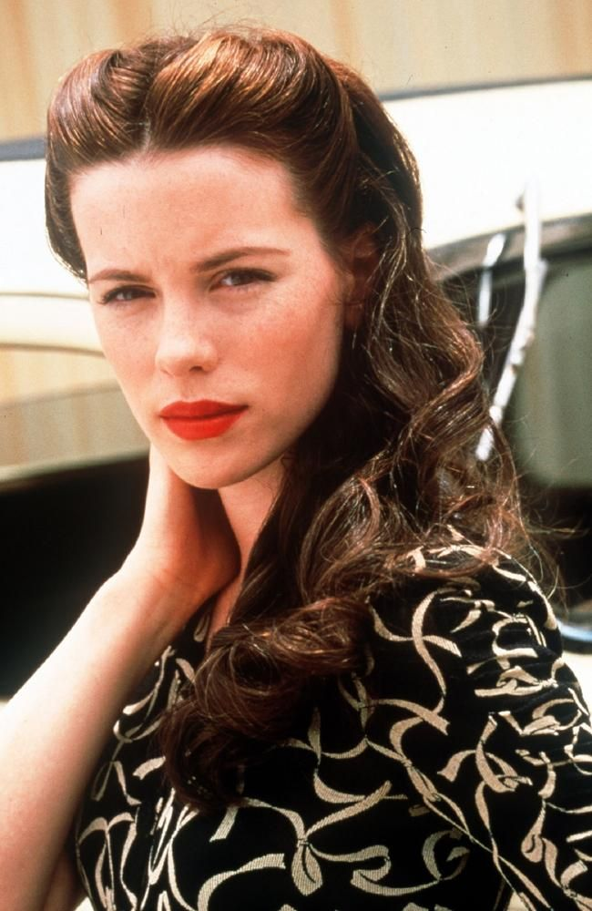 Beckinsale, pictured here in Pearl Harbor, says she wasn't Michael Bay's 'type'.