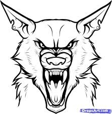 find this pin and more on kurt dvmeleri werewolf coloring pages