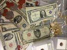 ESTATE LOT 3 Notes $1 $2 $5 RED/BLUE SEAL CURRENCY NOTES SILVER CERTIFICATES#!10 on eBay for $44.95