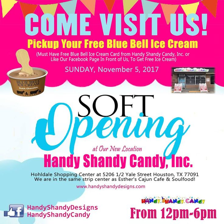 Join us sunday november 5 2017 at our soft opening at