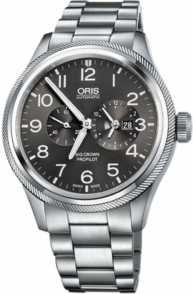 a76f3e848c1 Oris Big Crown ProPilot Worldtimer 69077354063MB in 2018