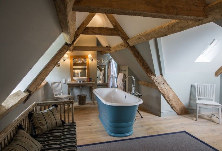 Thyme boutique hotel, a collection of 17th-century, honey-hued stone cottages scattered across the sprawling Southrop Manor estate, offers a classic country break in the Cotswolds.