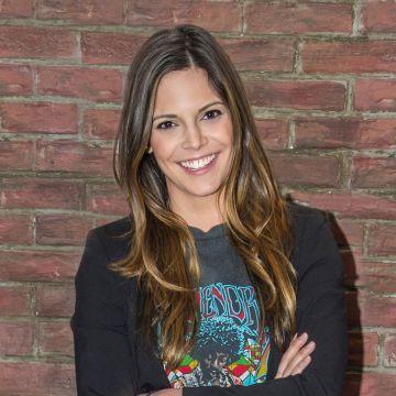 Katie Nolan, love her hair