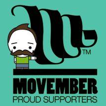 Movember supporters | Kinneir Dufort
