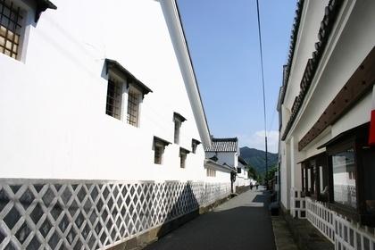 萩城城下町コースの観光スポット