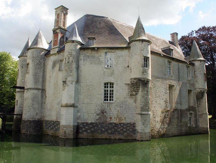 Château de Créminil 62