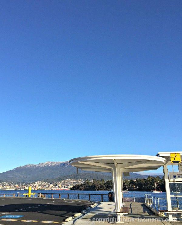 Bellerive Ferry Terminal #Tasmania #Hobart #BelleriveTasmania article and photo for think-tasmania.com