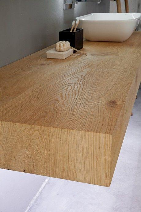 """K25 29   Compab _ Top in """"Puro"""" oak."""