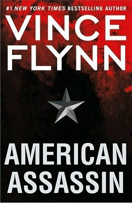 American Assassin - now I have to read all the rest of Vince Flynn's books!