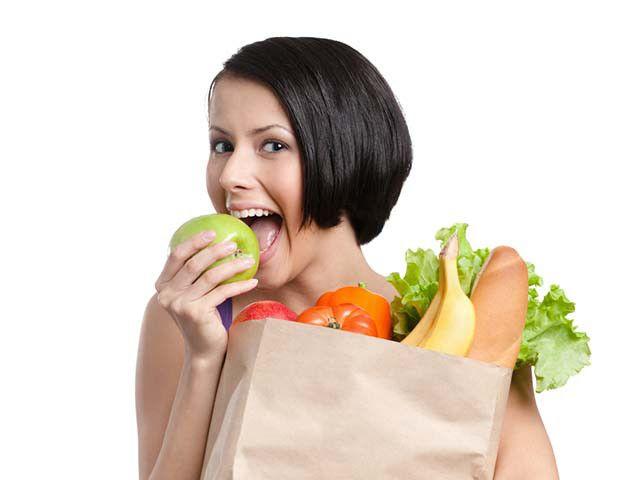 Pilih makanan ringan yang sehat
