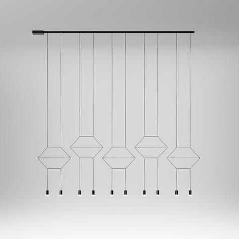Astraea  Check out our Prometheus Collection of designer lighting fixtures.  https://atisconcepts.com