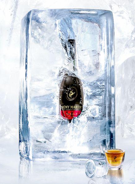 Rémy Martin Fine Champagne Cognac Ice
