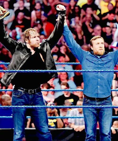 Dean Ambrose & Daniel Bryan