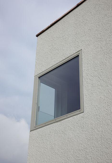 Minergie EFH Bergwerkstrasse Horgen - Eckfenster