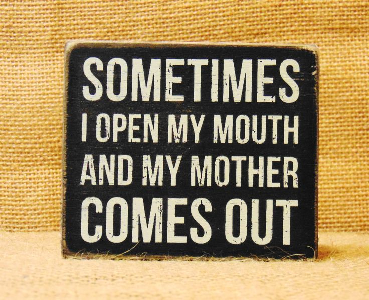 Happens to me sometimes? What about you? Available online and in our shop.
