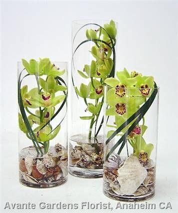 low floral containers   Photos : Avante Gardens Florist Custom Floral Design Gallery - Anaheim ...