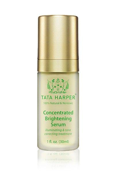 Natural Beauty: Vegan and Cruelty-Free Skin-Brightening Serums (try the Tata Harper one)