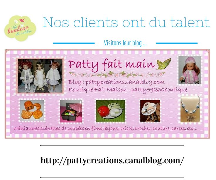 Le Blog de Patty