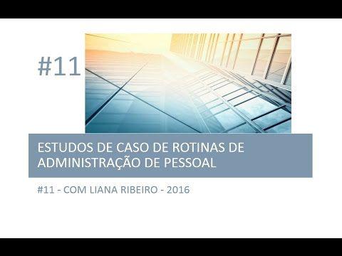 Estudo de caso #11, com resposta #departamentopessoal #administraçãodepessoal #INSS #IRRF