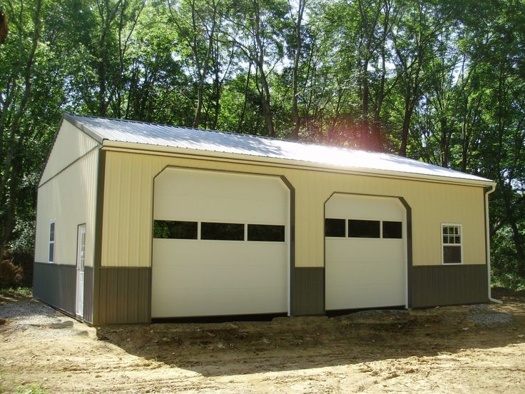 108 best images about two car garages on pinterest for 2 5 car garage cost