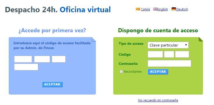 Despacho 24 horas for Simulador clausula suelo adicae
