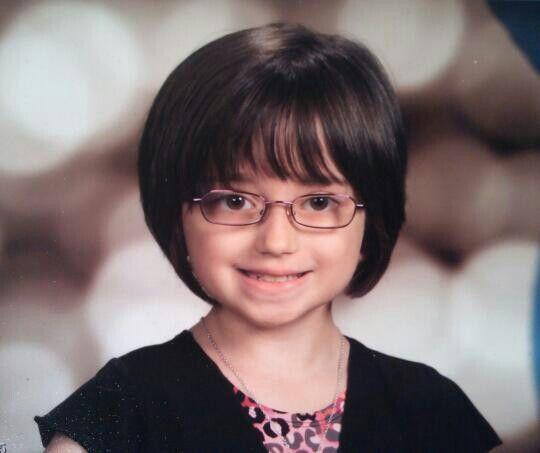 Kaleigh 2 nd grade 2014