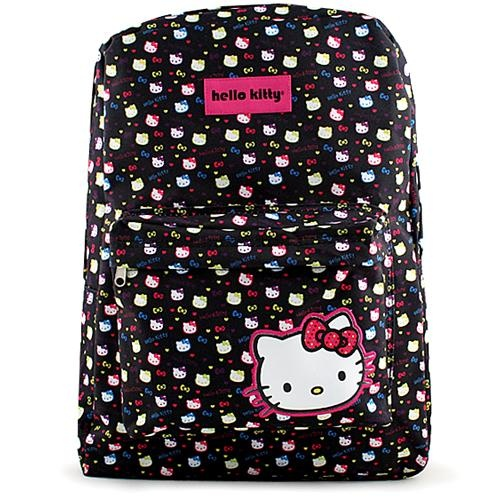 Hello Kitty Backpack [Hello Kitty Print]