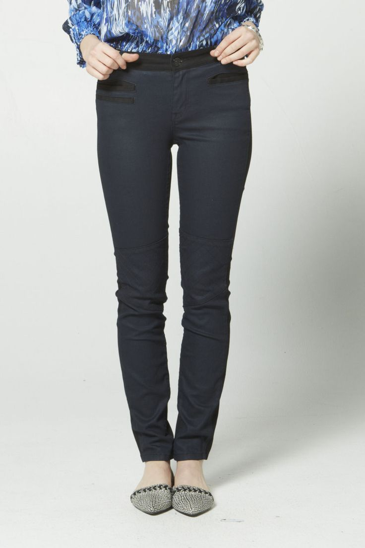 Spliced Contrast Jean $99