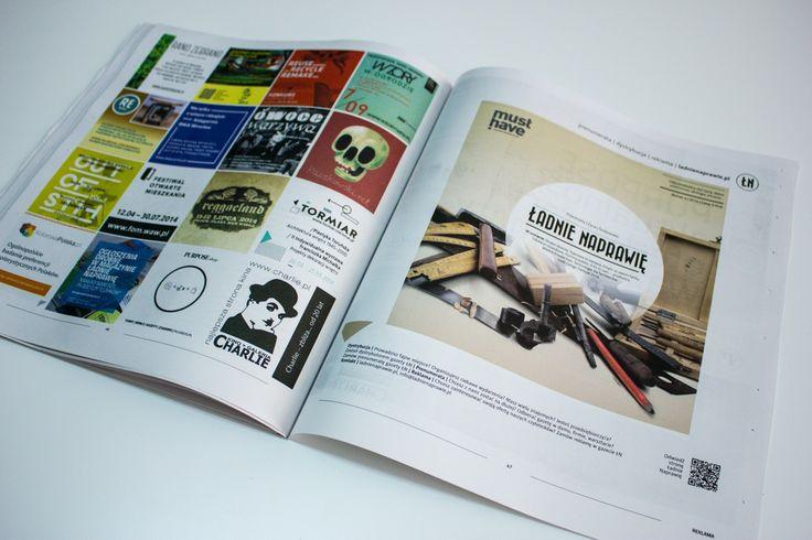 """Odpowiedzialne biznesy w Ładnie Naprawię! Jeżeli prowadzisz firmę w duchu recylkingu, redesignu, upcyklingu, ekologii lub propagujesz zdrowy lifestyle skorzystaj z możliwości zamieszczenia graficznej reklamy w Magazynie """"Ładnie Naprawię"""" i daj się poznać innym! :)"""