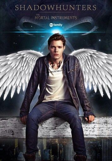 Shadowhunters TV show #FanMade by @rubypendant.       A W E S O M E !! JACE ♡