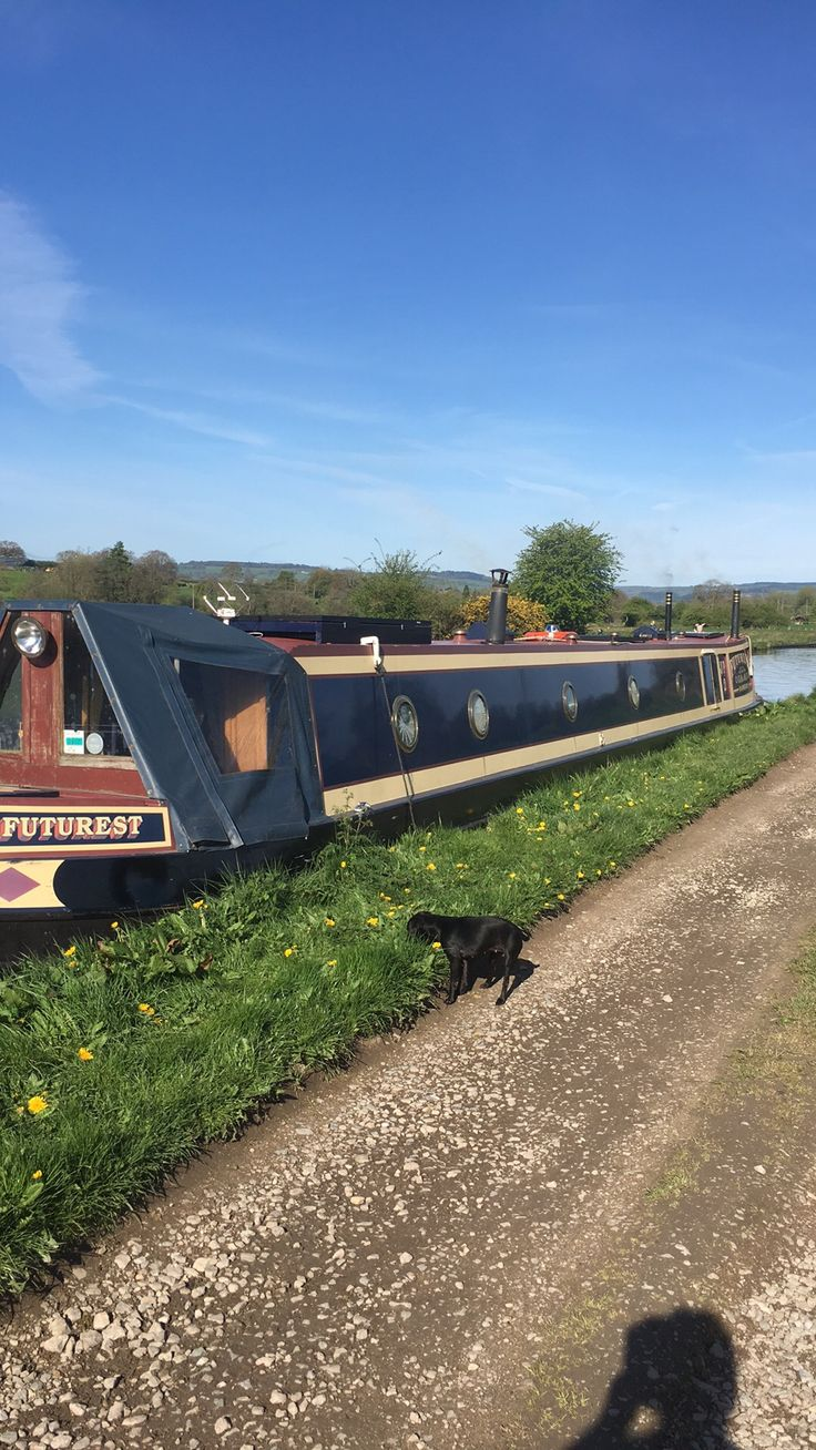 57' 1 off narrowboat, with RN. DM2