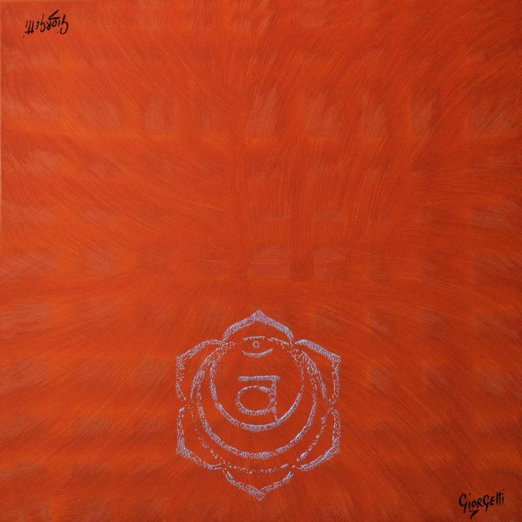 Chakra 2 Arancione
