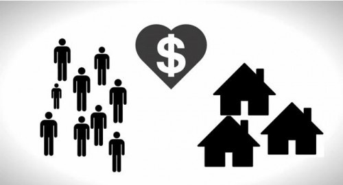 Sharing Homes is Money and Love