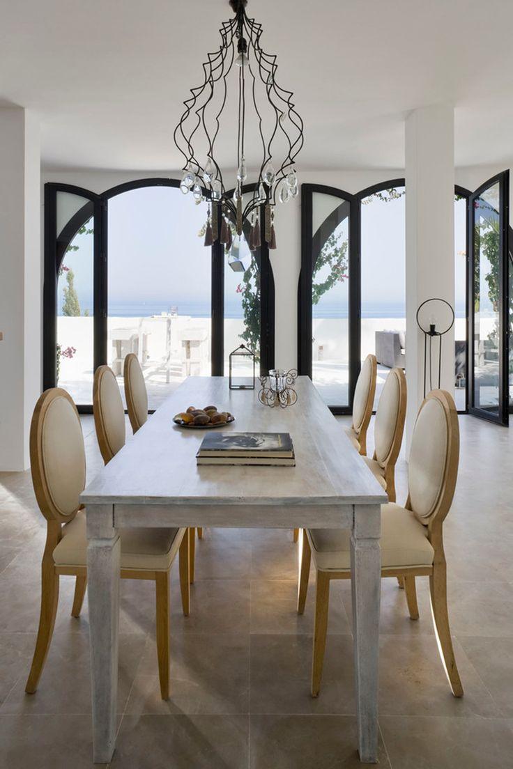 17 meilleures id es propos de patio d 39 espagnol sur for Table de salle a manger luxe